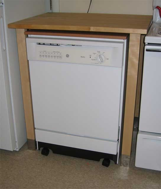 Countertop Dishwasher In Cabinet : ... ://www.machineautomatic.com/images/20120707/Portable-Dishwasher-4.jpg