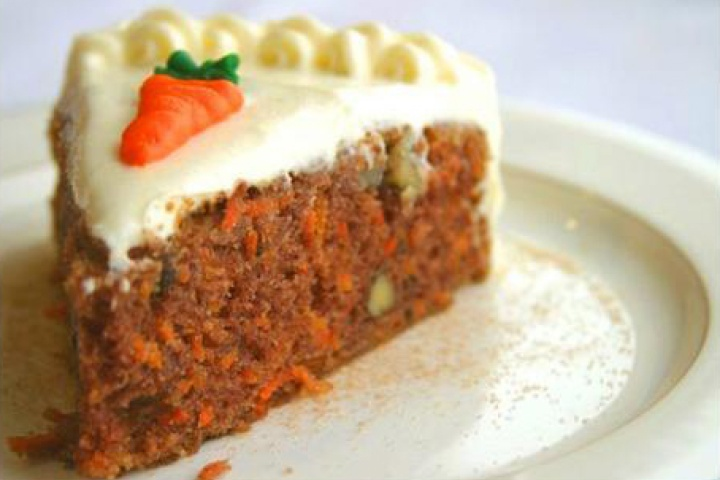 Carrot Cake - My absolute favorite!