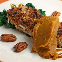Nut-crusted Grilled Chipotle Pork Chops. A JJ's Pantry favorite recipe ...