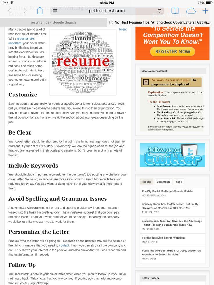 preparation resume child specialist