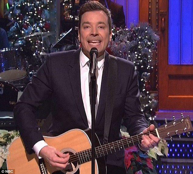 Jimmy Fallon sings duet with musical hero Paul McCartney on SNL Jimmy Fallon Snl