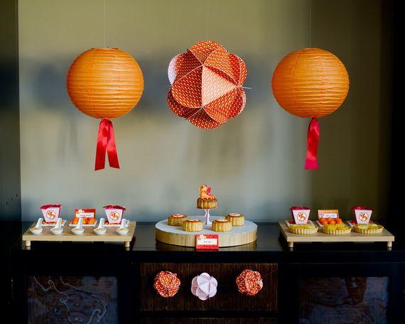 Chinese New Year Decorating Ideas | #chinesenewyear #decor ... | Wint ...