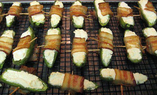 Pioneer Woman's Bacon Wrapped Jalapeno Thingies | Recipe
