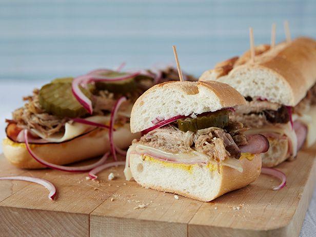 Slow Cooked Cuban Sandwich #UltimateComfortFood