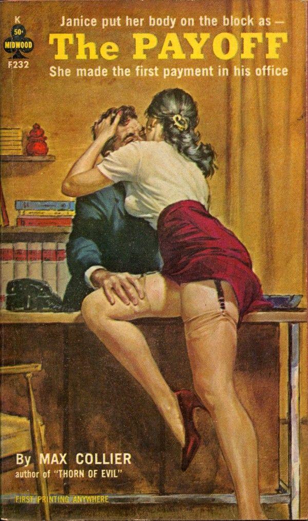 Vintage Sex Paperback Cover