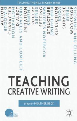 teach creative writing