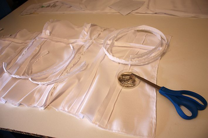How to sew your own wedding dress sewing pinterest for How to make a wedding dress pattern