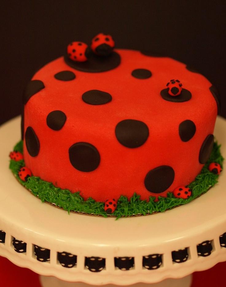 ladybug cakes pinterest