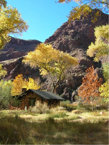 Phantom Ranch Grand Canyon Az I Love Arizona