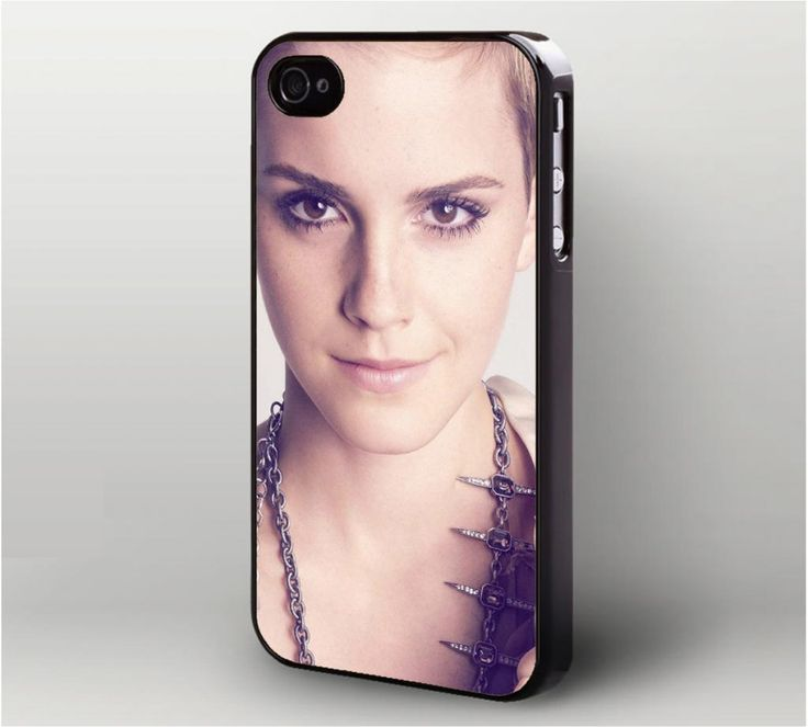 Emma Watson Smilling iPhone 4 Case, iPhone 4s