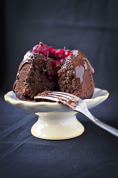 Vegan zucchini chocolate cake | VEGAN FOOD!!! | Pinterest