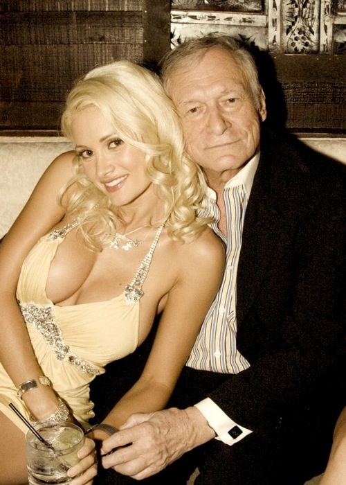 This rather Holly madison sex with hef