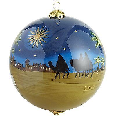 Li bien three wise men, nativity, ornament, 2013, new, christmas w/gi ...