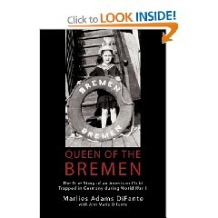 A local ladies trip to Germany in 1939 when a child and could not return for 7 years.  She went with her family.  I have a signed copy