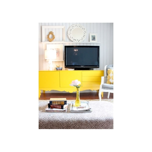 2 Decorating around a flat screen TV Home Decor Ideas