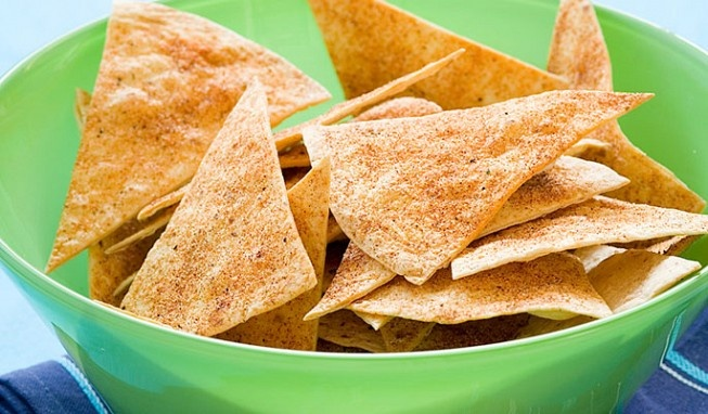 Our Homemade Tortilla Chips are great alone, or with your favorite ...