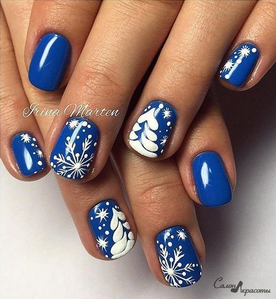 Салоне красоты nails for you