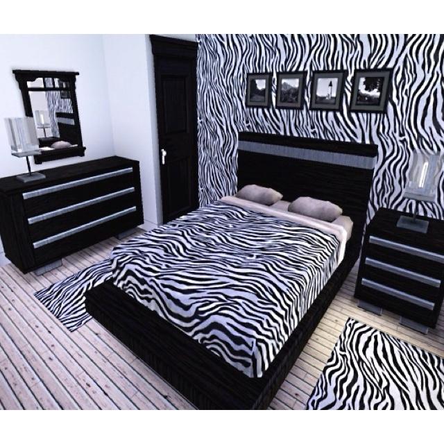 Awesome Zebra Room Decor : Zebra Themed Bedroom  Awesome zebra rooms I want  Pinterest