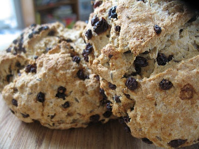 Irish Soda Bread Delicious and Easy! The raisin and caraway seed ...