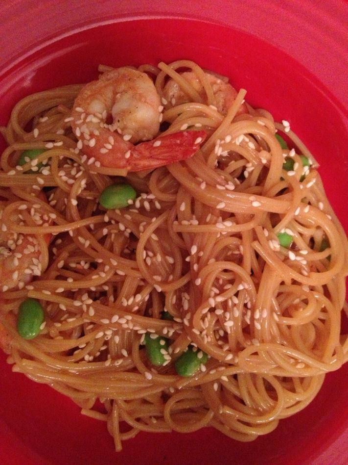 Sesame Peanut Noodles | Tried & True Recipes | Pinterest