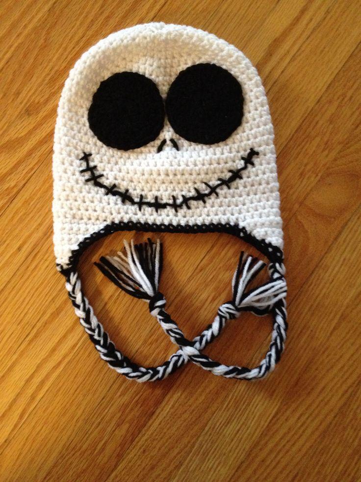 Crochet Patterns Nightmare Before Christmas : Pin by Jordan Irvine on Crocheting Pinterest