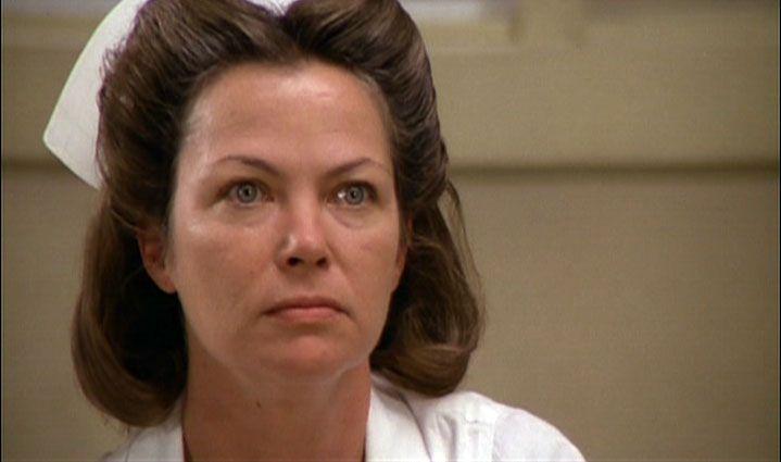 nurse as fletcher Louise ratched