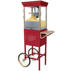 Popcorn is my favorite snack!  Would love this for our future gameroom :)