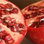... recipe during the #autumn months: Apple and Pomegranate Crisp. #fall