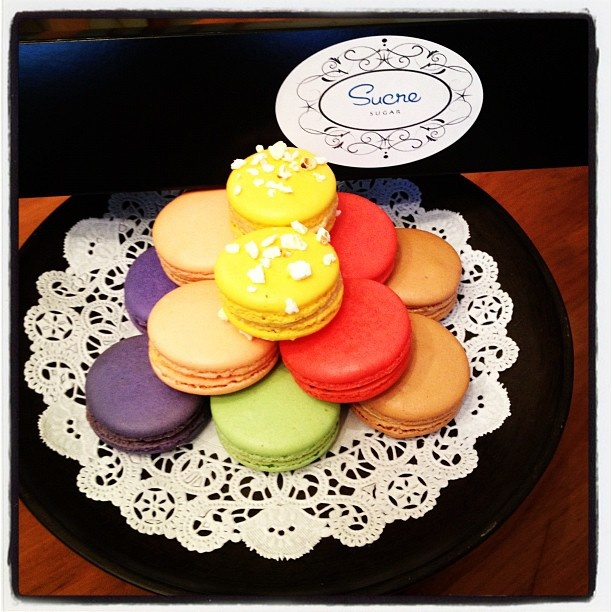 Macarons by Sucre | Cakes, Cupcakes & more sweet things | Pinterest