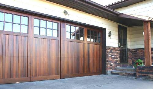 Modern Arts And Crafts Garage Doors Arts And Crafts