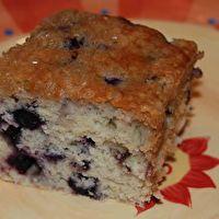 Old Fashioned Blueberry Cake | recipes | Pinterest