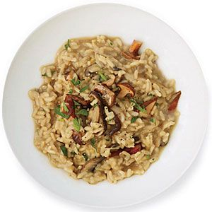 Cooking with Red Wine: Wild Mushroom-and-Red Wine Risotto # ...