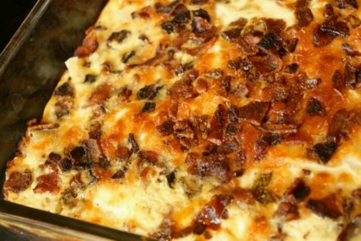 Breakfast Potato-and-Bacon Casserole Recipes — Dishmaps