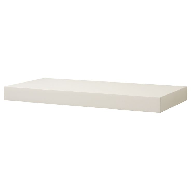PERSBY Wall shelf - white - IKEA  Decorating-living room  Pinterest