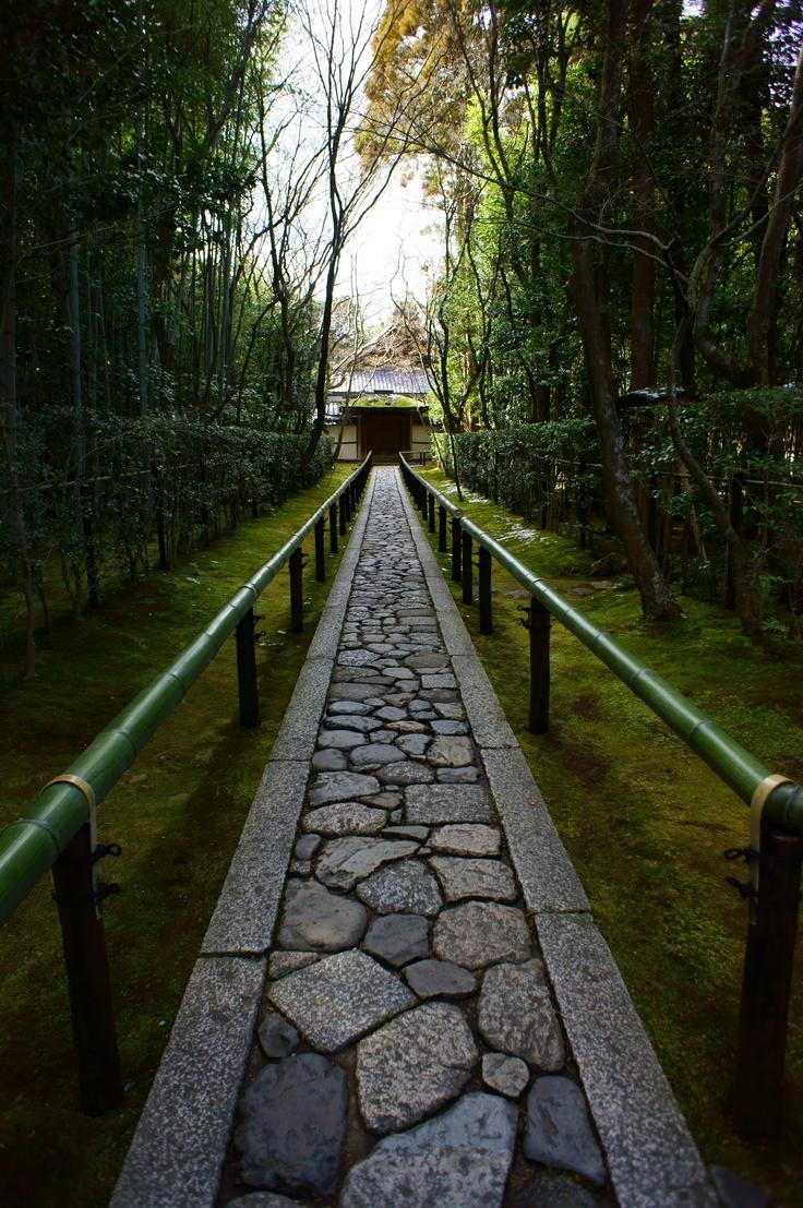 Daitoku-ji Temple  stroll  Pinterest