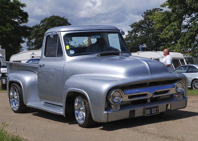 1955 Ford Pickup Classic And Custom Trucks Pinterest