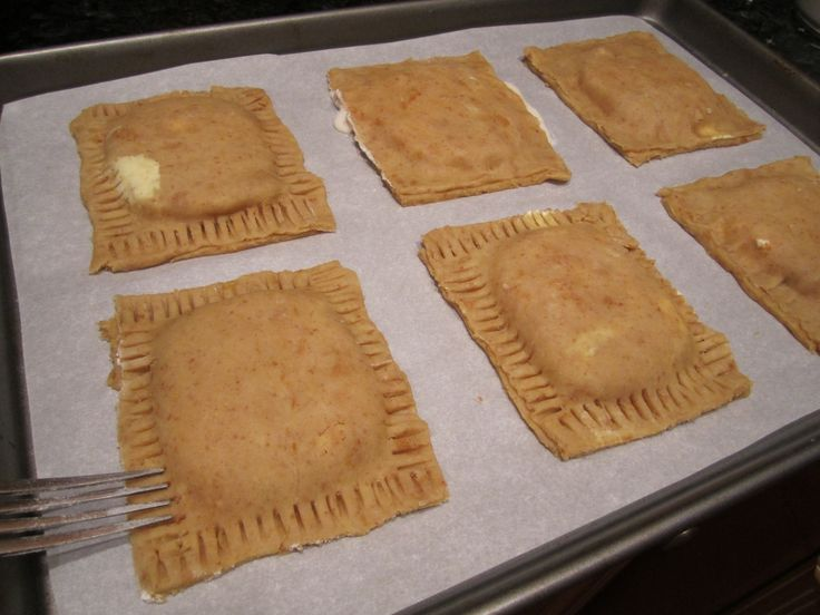 Homemade S'mores Pop Tarts | Successfully Tried Recipes | Pinterest
