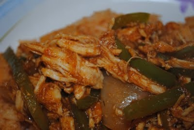 Chicken Ropa Vieja... | Chicken...next please... | Pinterest