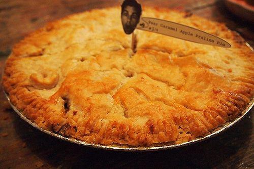 pear caramel apple praline pie   Pie Hole   Pinterest