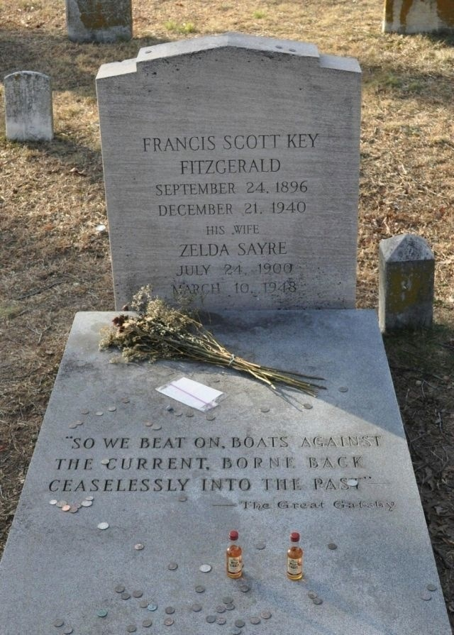 the author f scott fitzgerald essay Francis scott key fitzgerald was born on september 24, 1896, and named after his ancestor francis scott key, the writer of the star-spangled banner.