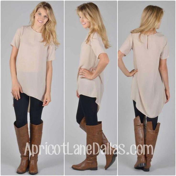 Great with jeggings and boots! | Fashion Must Haves | Pinterest Sanantonio