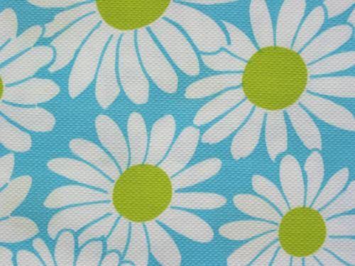 mod daisy fabric