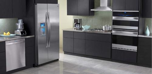 Modern Kitchen with Kenmore Elite appliances