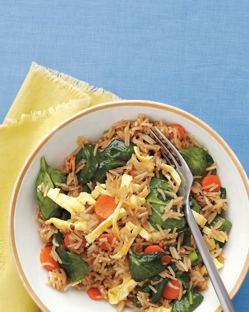 Vegetable Fried Rice | Food receipes | Pinterest