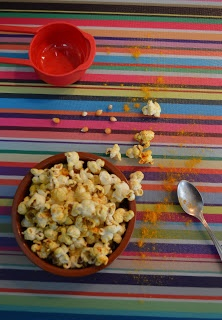 Curry Popcorn | recipes i want to try | Pinterest