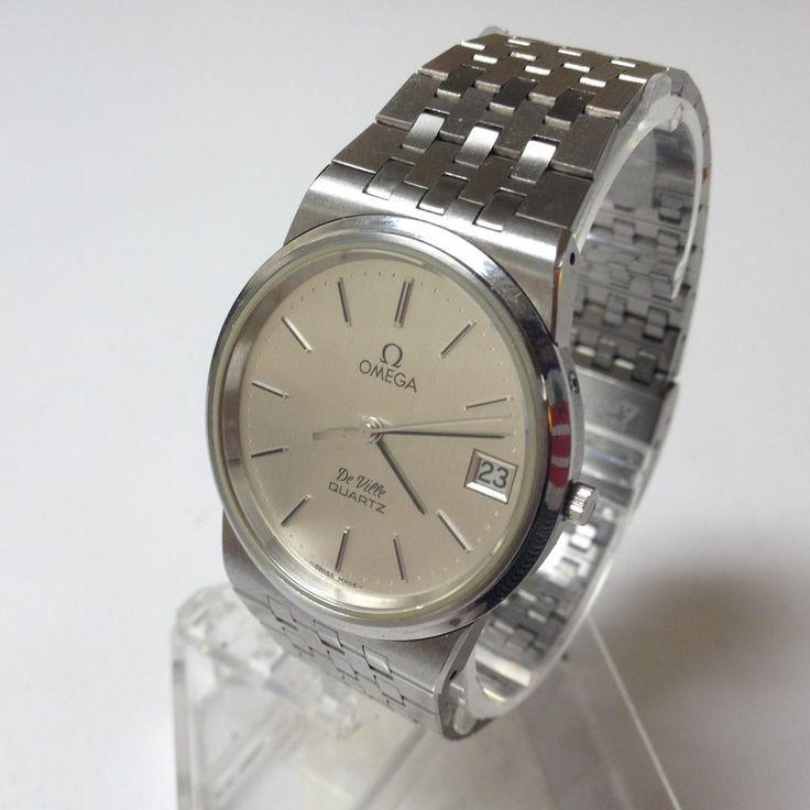 pin clock watch omega - photo #28