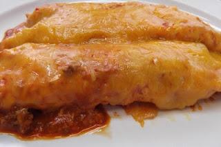 Simple Enchiladas | Delicious | Pinterest