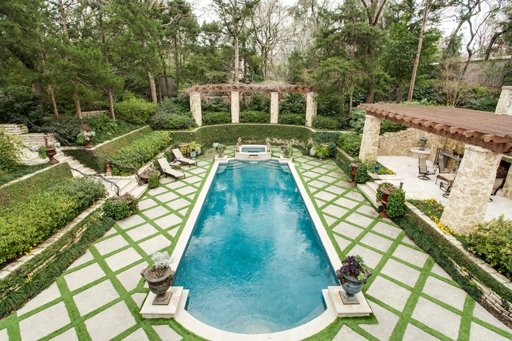 Amazing pool and backyard courtyard and garden ideas pinterest for Amazing small gardens