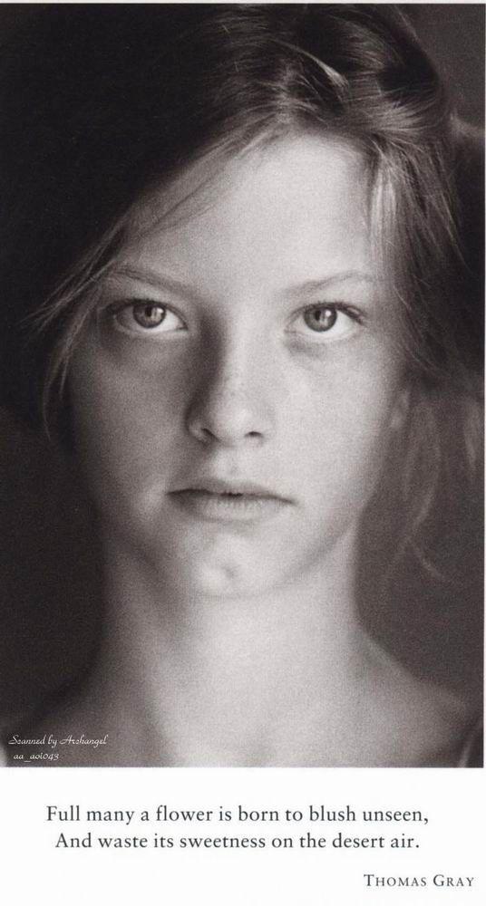 Portrait Photography: David Hamilton, The Age of Innocence