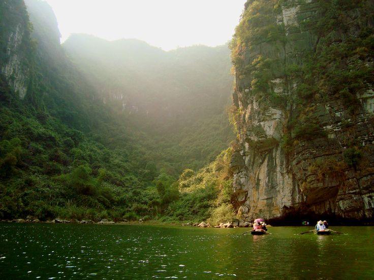 Ninh Binh Vietnam  city photo : Ninh Binh, Vietnam. | Voyage au Vietnam | Pinterest